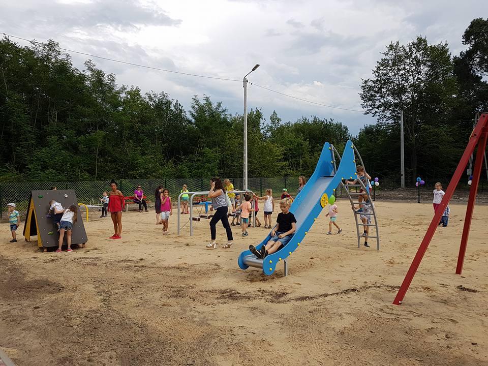 Plac Zabaw<br>Antoniówka