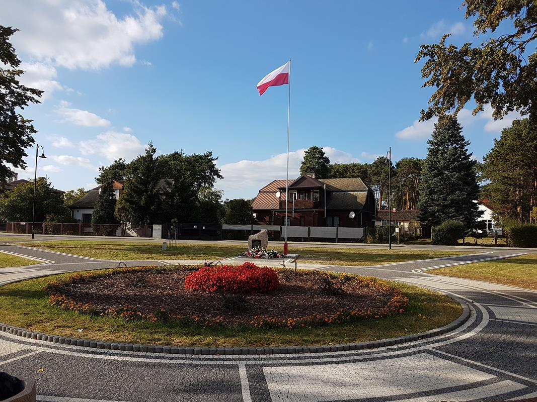 Plac Wolności<br>Jedlnia-Letnisko