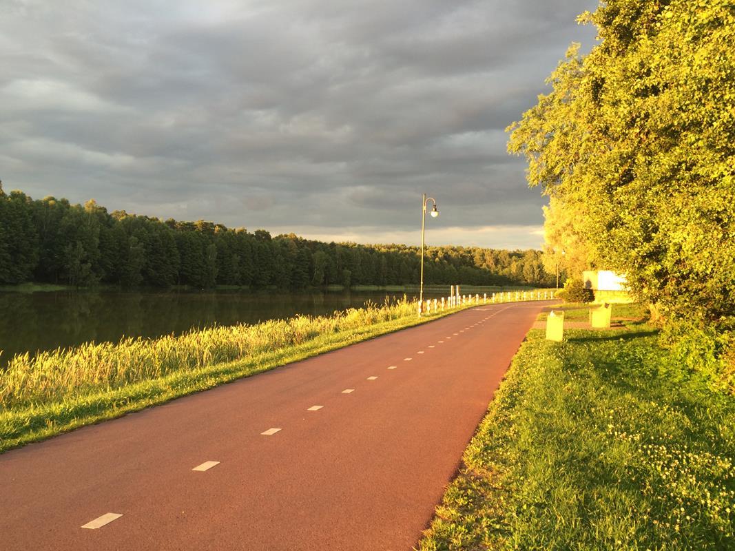 Otoczenie zalewu<br>Gmina Jedlnia-Letnisko